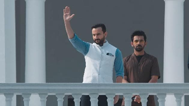 Tandav teaser: Saif Ali Khan run India in this new political thriller.