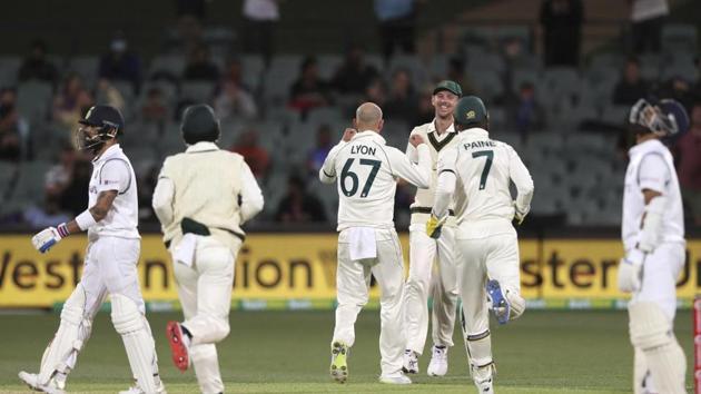 India vs Australia Highlights, 1st Test, Day 1(AP)