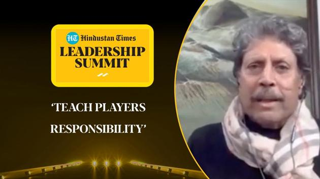 Former Indian cricket captain Kapil Dev spoke on the money in cricket in the present day and said that this is a good thing for the players. Speaking at the 18th edition of the Hindustan Times Leadership Summit, Kapil Dev said that it is an incentive and added that cricketers need to be taught how to handle the finances responsibly. Watch the full video for all the details.