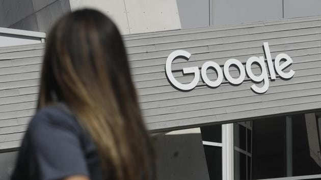 The DoJ's case against the American multinational states that the search engine pays mobile phone manufacturers to keep Google as the default browser, helping it rake in millions of dollars in ad-revenue(AP)