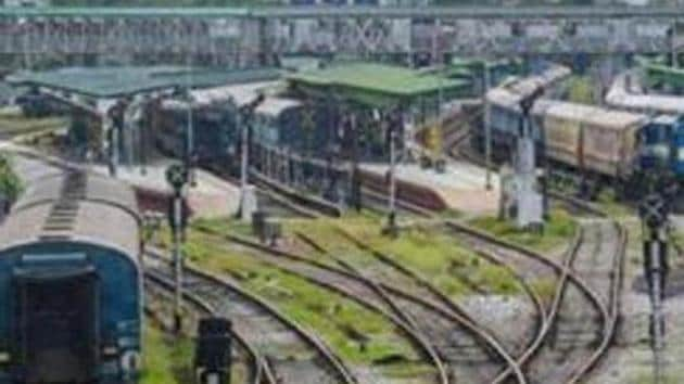 Yadav said the railways has suffered massive losses in passenger revenue due to the suspension of train services because of the coronavirus pandemic.(PTI)