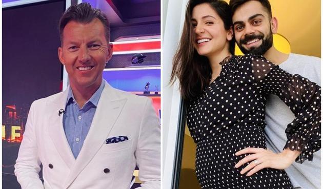 Brett Lee said that Virat Kohli and Anushka Sharma are welcome to have their baby in Australia.