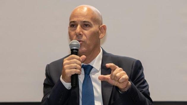 Israeli ambassador Ron Malka(Twitter/@IsraelinIndia)