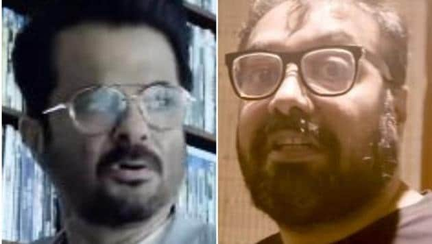 Anil Kapoor and Anurag Kashyap lock horns in the upcoming mockumentary AK vs AK.