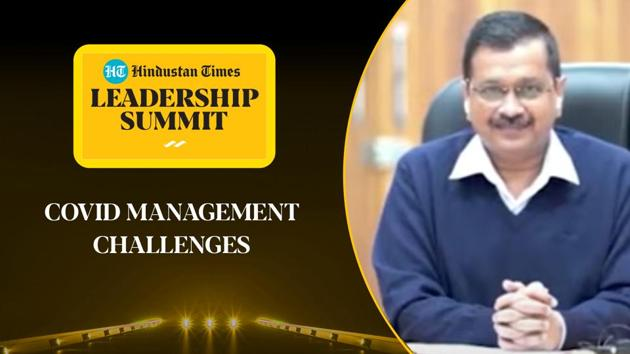Speaking at Hindustan Times Leadership Summit 2020, Delhi Chief Minister Arvind Kejriwal spoke on the challenges in Covid-19 management in the capital. Kejriwal said the most challenging is the rate of infection during coronavirus spread. Delhi CM highlighted the various steps taken in Delhi to control virus spread. Watch the full video for more.