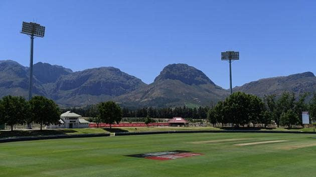 An empty scene in Paarl, South Africa(Getty Images)