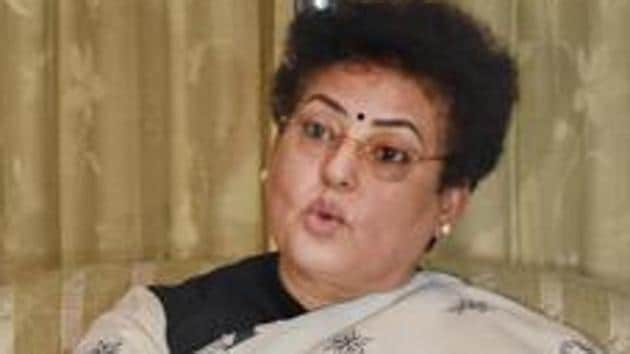 National commission for women (NCW) Chairperson Rekha Sharma said the body was apprised of the issue through media reports.(PTI)