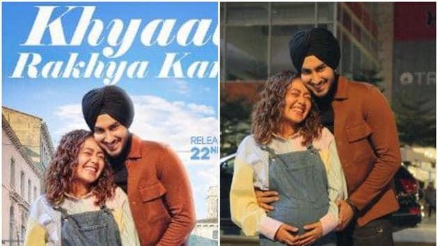 Neha Kakkar and Rohanpreet Singh will collaborate on a new music video.