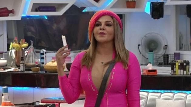 Bigg Boss 14: Rakhi Sawant is a favourite of Kamya Panjabi and Devoleena for her entertaining antics.