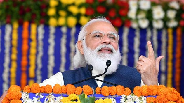 Prime Minister Narendra Modi greeted the people of Goa as the state celebrates Liberation Day.(ANI)