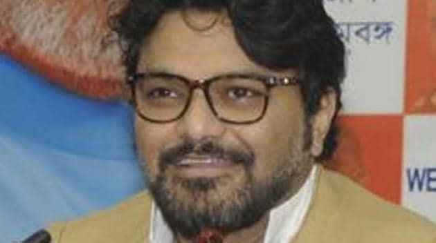 Bharatiya Janata Party MP Babul Supriyo(Samir Jana/HT File Photo)