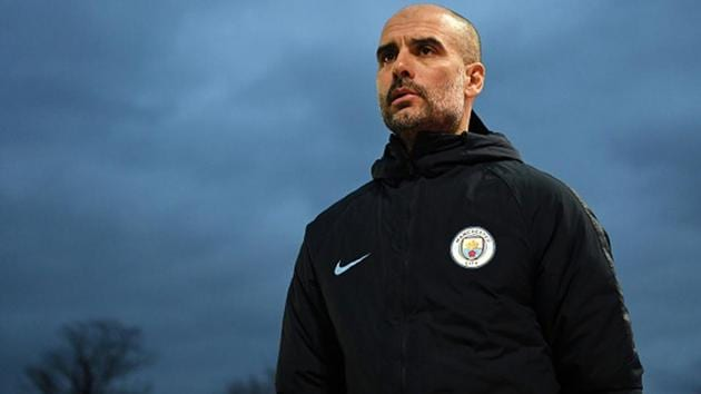 File photo of Manchester City manager Pep Guardiola(Getty Images)