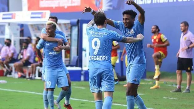 Mumbai City FC returned to winning ways.(Getty Images)
