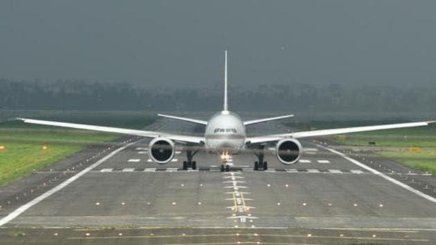 Buddha Air's flight U4505 was cleared to take off for Janakpur airport in the plains.((Representational Image - Samir Jana / HT ))