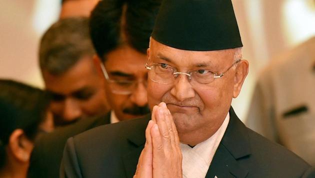 Nepal Prime Minister Khadga Prasad Oli's recommendation to dissolve Parliament has been endorsed by President Bidya Devi Bhandari(PTI)