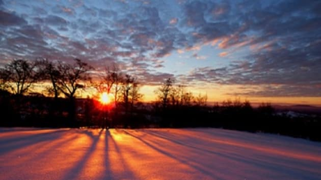 Winter Solstice, which will begin on Monday, is that day of the year when we see fewest hours of daylight.(Representative)