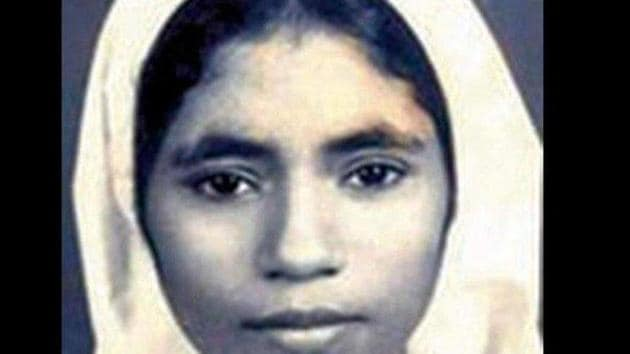 File photo of Sister Abhaya.