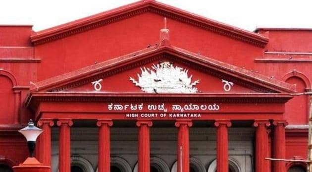 The Karnataka High Court on Monday directed the state government not to take any steps on its move to withdraw cases involving ministers and BJP leaders.(ANI PHOTO.)