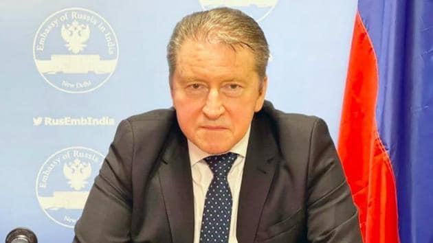 Russian ambassador Nikolay Kudashev(Souced)