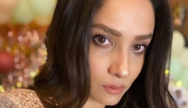 Ankita Lokhande has posted a cryptic response for haters.