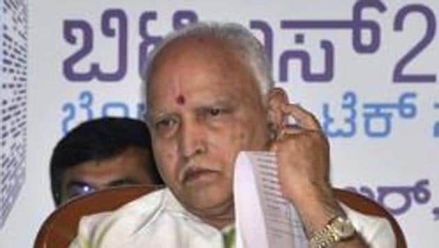Speaking at the launch event, Yediyurappa said Karnataka is a forerunner state when it comes to providing an investor-friendly ecosystem for the business community and various stakeholders.(PTI)