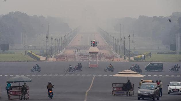 In 2019, 1.67 million deaths in India were attributable to air pollution. They accounted for 17·8% of the total deaths.(PTI File)