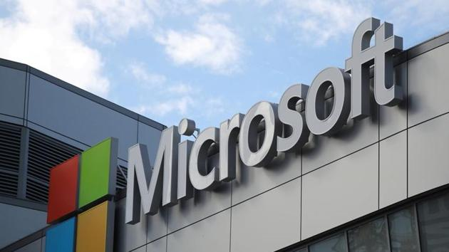 Microsoft Corp. joined an investment round of more than $100 million in VerSe Innovation Pvt, maker of India's Josh short-video app and Dailyhunt news aggregator(REUTERS)