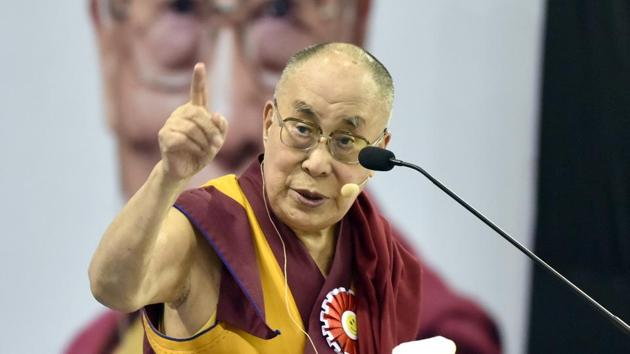 The US Congress has passed a law that reaffirms the right of Tibetans to select the successor to His Holiness Dalai Lama.(Sonu Mehta/HT PHOTO)