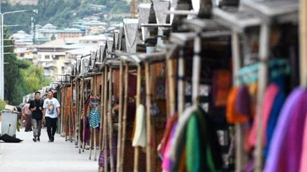 As per a bulletin by Ministry of Health of the Himalayan Kingdom on December 22, the total number of Covid-19 cases stood at 479 out of which 430 have recovered. Bhutan is yet to record a Covid-19 fatality.(AFP file photo)