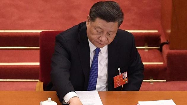 India China border: Xi Jinping's People's Liberation Army wants Indian soldiers to steps back to Finger 1 while the PLA moves to Finger 8 but the move has been rejected by Indian military commanders.(AFP)