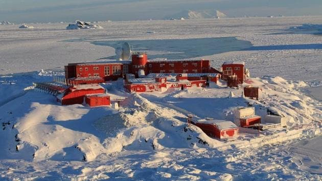Research and military stations in Antarctica had gone to extraordinary lengths in recent months to keep the virus out, canceling tourism, scaling back activities and staff and locking down facilities.(via REUTERS)