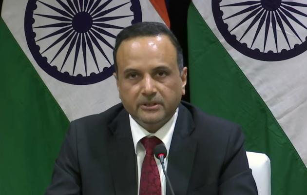 The India-Russia Annual Summit did not take place in 2020 because of the Covid pandemic, said MEA spokesperson.(ANI file photo)