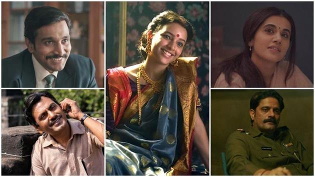 Pratik Gandhi, Tripti Dimri, Taapsee Pannu, Jaideep Ahlawat and Nawazuddin Siddqui are our top picks of the year.