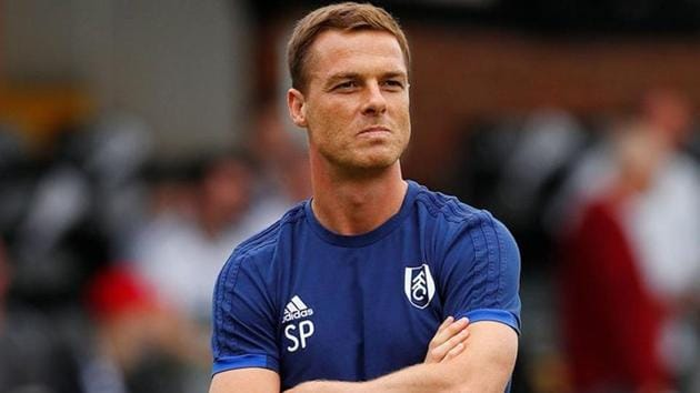 Photo of Fulham manager Scott Parker(Twitter)