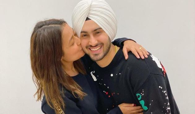 Neha Kakkar and Rohanpreet Singh got married in October, just two months after they first met.