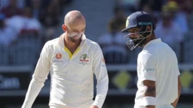 Nathan Lyon names Virat Kohli's replacements in the Indian side(Twitter)