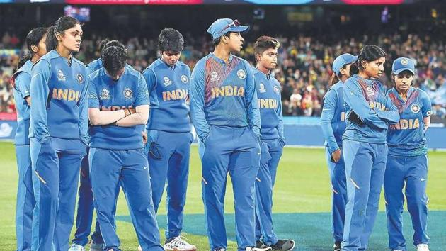 No competition has been a major problem for the Indian women's cricket team. In addition, the outfit is without a physiotherapist, fielding coach and team manager while head coach WV Raman's contract expires this month.(Getty Images)