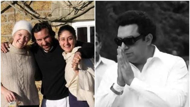 Kareena Kapoor shares a throwback pic with Saif Ali Khan. Arvind Swami was seen as MGR from Thalaivi.