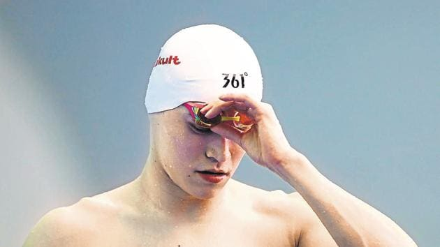 Sun Yang of China(Getty Images)