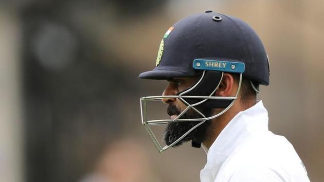 India's Virat Kohli(REUTERS)