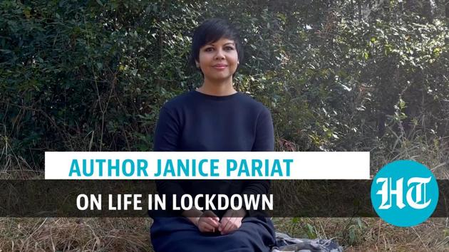 The poet, award-winning novelist and author of Boats on Land, Seahorse, and The Nine Chambered Heart chats about habits she lost in the lockdown that she won't ever go back to, and why she can't wait to throw a tree-planting party.