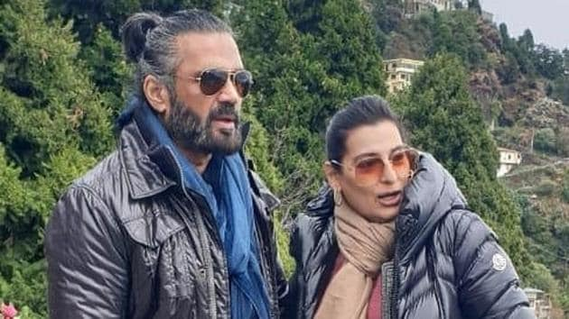 Suniel Shetty and Mana Shetty have been married for 38 years.