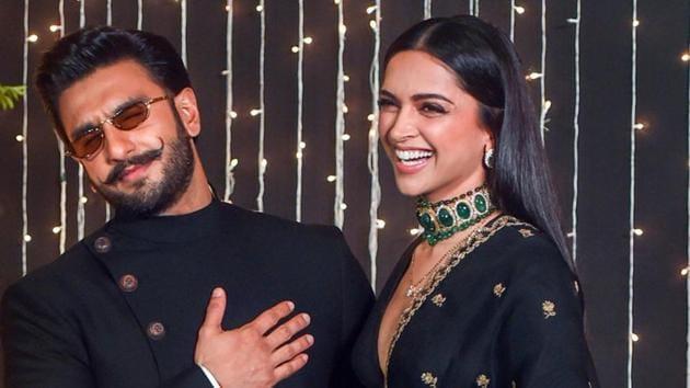 Ranveer Singh and Deepika Padukone are back at work.