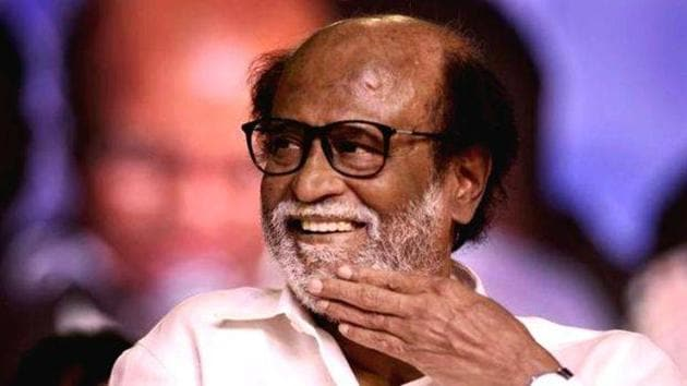 Rajinikanth has been admitted to a hospital in Hyderabad.
