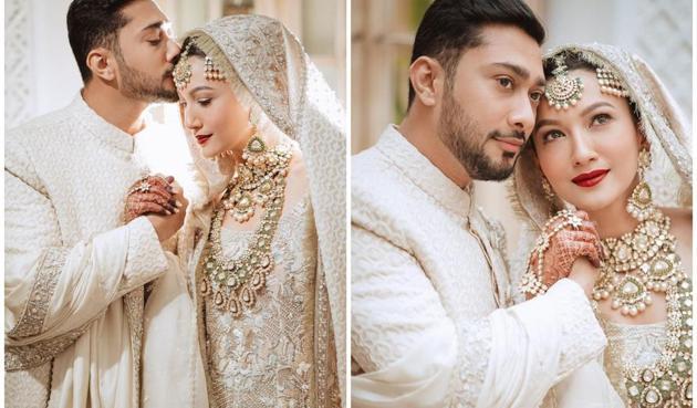 Gauahar Khan married Zaid Darbar on December 25 after a whirlwind romance.