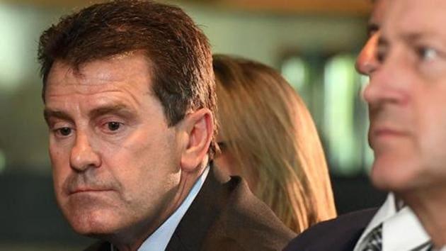 Former Australian cricket captain Mark Taylor.(AFP)