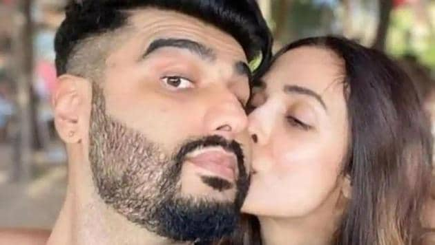 Malaika Arora and Arjun Kapoor made their relationship Instagram official in 2019.