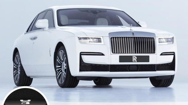 The new Rolls-Royce Ghost's design is clearly more evolution than revolution, and it looks a lot like the first-gen car