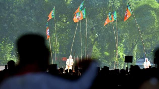 JD(U) national president and Bihar chief minister Nitish Kumar, however, downplayed the development. (Photo by Parwaz Khan / Hindustan Times)