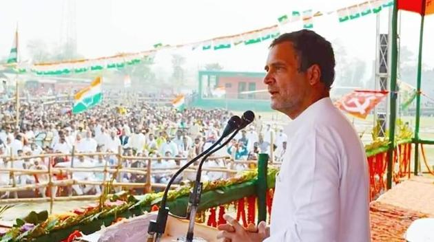 Several Bihar Congress leaders are hoping for the review of party's performance in Bihar polls to be held sooner than later.(Santosh Kumar/ Hindustan Times)